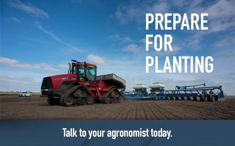 Prepare for Planting