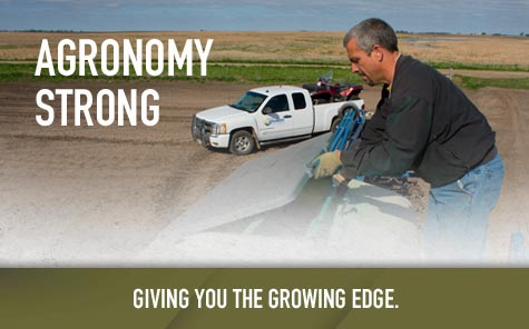 Agronomy Strong